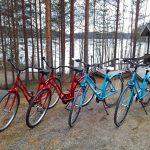 Vuokrattavat pyörät